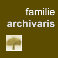 Familie Archivaris Logo
