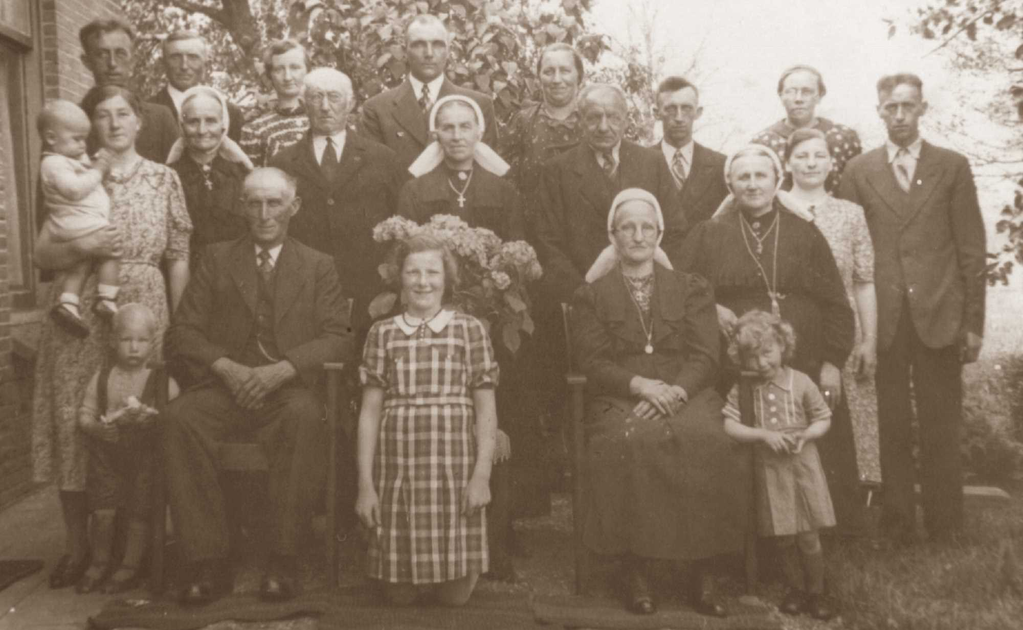Familie Haghuis-Wolberink