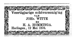 Image for Johannes Hermanus Witte