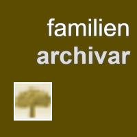Familie Archivaris Logo