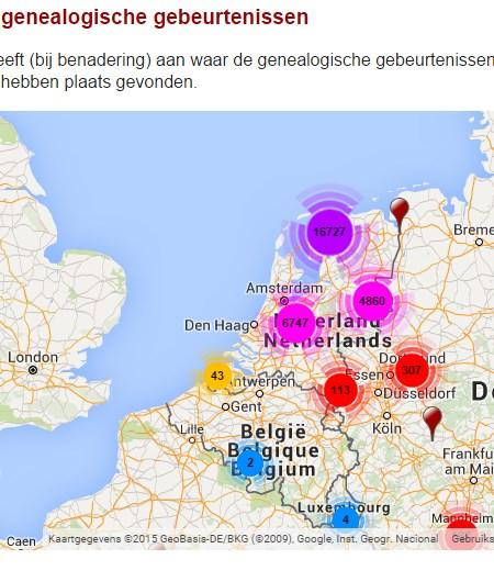 Genealogie Online - view 1