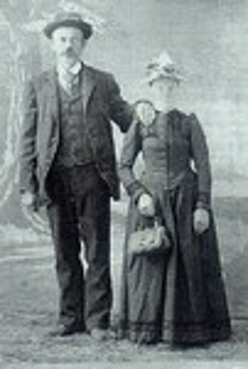 Lammert & Nellie Boone (Lammert Boone)