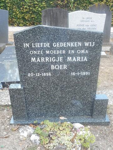 Afbeelding bij Marrigje Maria  Boer