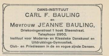 Abbildung bei Carl Friedrich Bauling