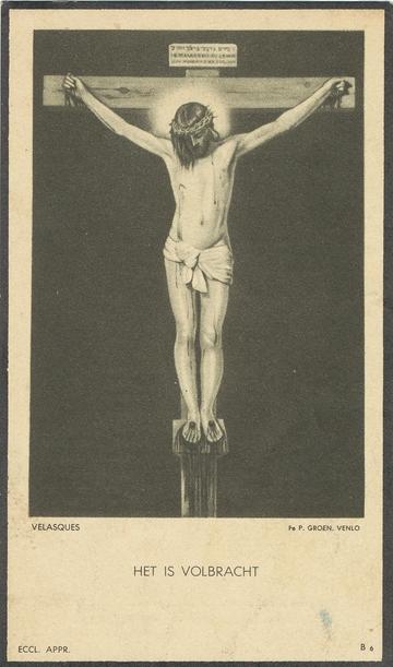 Afbeelding bij Gerardus Antonius  Roeffen