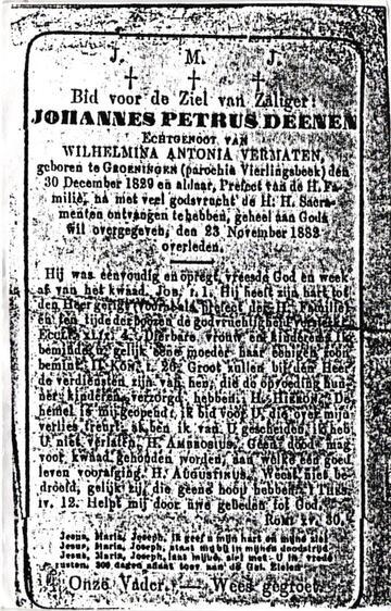 Johannes Petrus Deenen