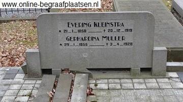 kleinstra-muller (Gerhardina Muller)