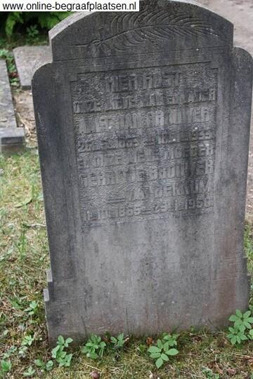 Bekkum van-Gerritje 1865-1950(5) (Gerritje van Bekkum)