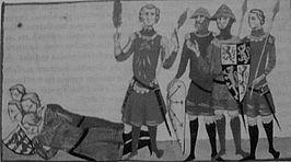 Afbeelding bij Reinoud Reinald I Hertog van  Gelre