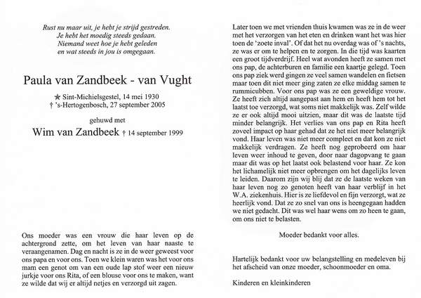 Mortuary cards for Bidprentjesverzameling W.G.M. van de Ven - met ruim 8 duizend scans from the mortuary cards collection of W.G.M. van de Ven