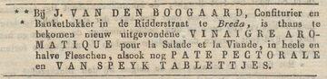 Afbeelding bij Johannes  van den Bogaert