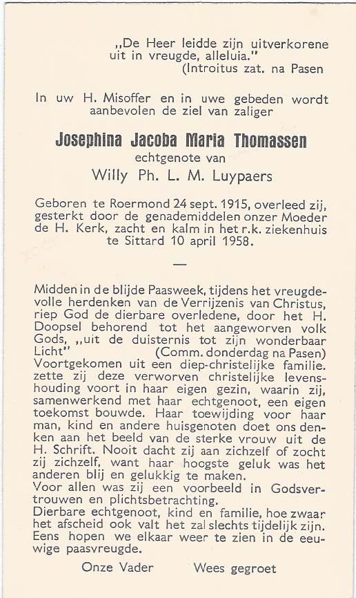 Mortuary cards for Bidprentjes Van den Berg - met ruim 55 duizend scans from the mortuary cards collection of J.P.P. van den Berg