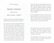Harrie Cremers