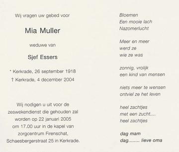 Mia Muller