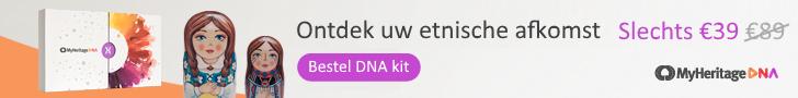 Ontdek uw etnische afkomst met MyHeritage DNA