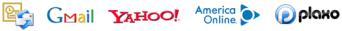Plaxo Addressbook Widget