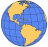 Logo Onderzoek in Noord- en Zuid-Amerika