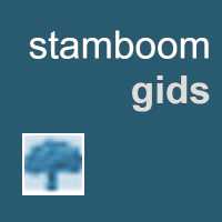 Stamboom Gids Logo